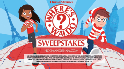 Enter our Where's Waldo sweepstakes for a chance to go to Orlando