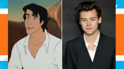 Harry Styles reportedly in talks for live-action 'Little Mermaid' role