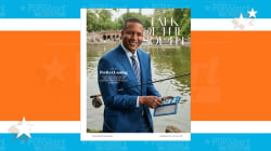 See Craig Melvin on the pages of Garden & Gun magazine