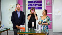 Skin care A to Z: K-beauty, LED masks, microneedling