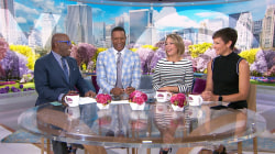 Craig Melvin debuts dapper outfit picked by his 5-year-old son