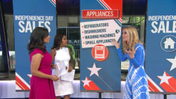 July 4th sales include discounts on TVs, furniture, jeans