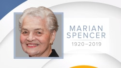 Civil rights activist Marian Spencer dies at 99