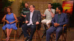 See full interview with 'The Lion King' cast on TODAY