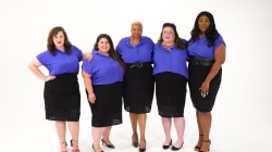 Watch 5 women break the 'rules' of plus-size fashion in a classic pencil skirt