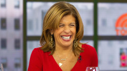 Hoda shares words of wisdom she gave Jenna about maternity leave