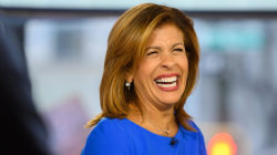 Hoda Kotb announces return to TODAY after maternity leave