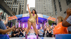 Lizzo performs 'Truth Hurts' live on TODAY