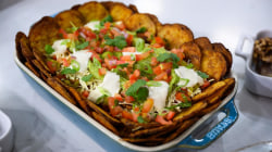 Easy vegan recipes: Make loaded potato nachos