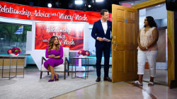 Niecy Nash dishes out relationship advice
