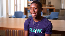 Inside the DC program helping homeless kids reach for college