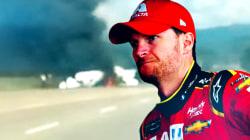 Dale Earnhardt Jr. speaks out for 1st time since fiery plane crash