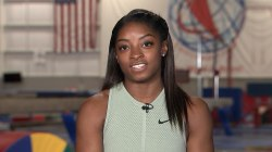 Simone Biles on USA Gymnastics' vow to change: 'Talking is easy'