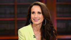 Andie MacDowell on the clever humor in her new horror movie