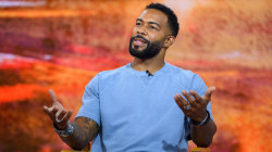 'Power' star Omari Hardwick wrote a poem for Sheinelle and Willie