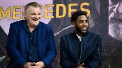 Brendan Gleeson and Jharrel Jerome talk 'Mr. Mercedes'