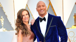 Dwayne 'The Rock' Johnson is officially off the market