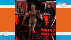 Gwen Stefani teases her big return to 'The Voice'
