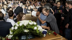 Hundreds turn out for El Paso shooting victim's funeral