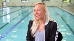 Meet decorated US Paralympic swimmer Jessica Long