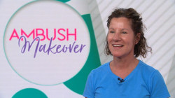 Ambush Makeover: Mom celebrates anniversary with new look