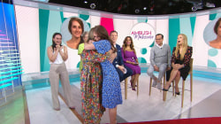 'Looks amazing!' Mom and daughter embrace after Ambush Makeovers