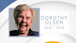 Pioneering WWII pilot Dorothy Olsen dies at 103