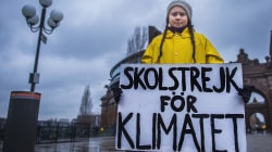 Greta Thunberg inspires students to protest climate change around the world