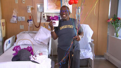 Al Roker checks in on TODAY after his hip surgery
