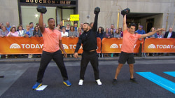 World's Fittest Man shares exercises to stay in shape