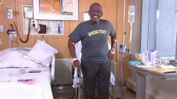 Al Roker shares his road to hip surgery