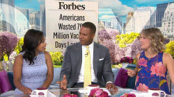 Americans wasted 768M vacation days last year