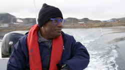Climate In Crisis: Al Roker studies Greenland's melting glaciers