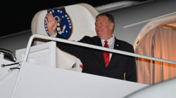 Pompeo heads to Middle East to address Saudi oil attack