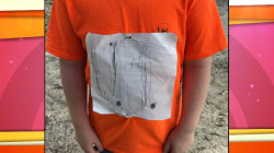 University of Tennessee offers scholarship to 4th grader bullied for homemade shirt