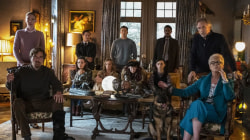 'Knives Out' stars dish on the film's devious murder mystery