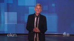 See Ellen crack a fun joke about TODAY on her show