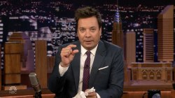 Watch Michelle Dockery and Jimmy Fallon take turns complaining