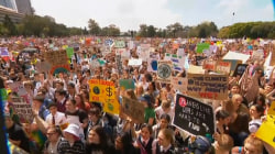 Global climate strikes bring millions to the streets