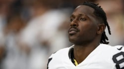 Antonio Brown will likely play with the Patriots on Sunday