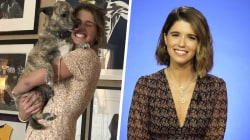 Katherine Schwarzenegger shares her love of animals with Chris Pratt