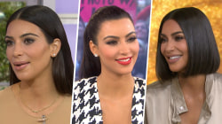 Kim Kardashian West's best moments on TODAY