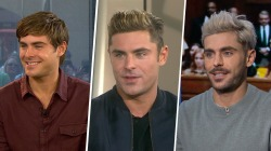 Zac Efron's best moments on TODAY