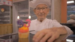 Meet the WWII veteran who opened a successful bakery at 93