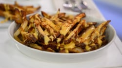 Joy Bauer's healthier recipes for cheese fries, egg rolls