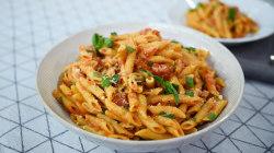 Make Mark Bittman's one-pot pasta and sauce