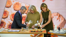 Martha Stewart shares her favorite cookie recipes