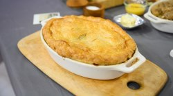 Make Angie Mar's short rib and apple pie