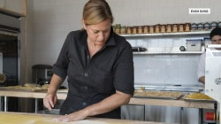 Brooklyn chef Missy Robbins shares her breast cancer journey