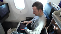 Inside the longest flight ever: 19 hours, 10,000 miles
